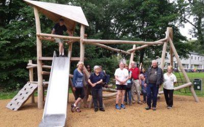 Wandeling Flevopark 20-07-2017