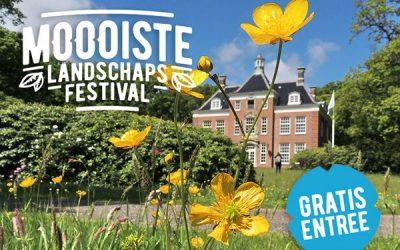 Uitnodiging voor MOOOISTE Landschapsfestival