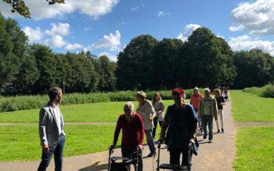Gemeente Oostzaan: rollatorwandelen