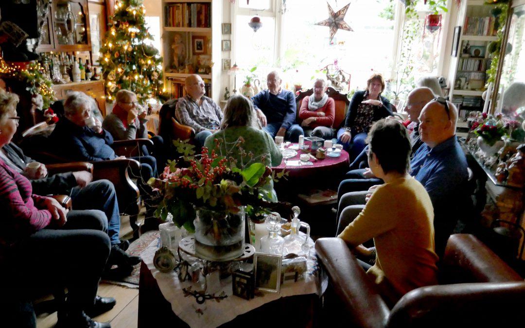 Zoetermeer in kerstsfeer, donderdag 19 december