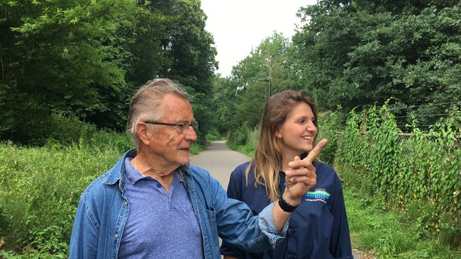 Gezond Natuur Wandelen actief in Friesland