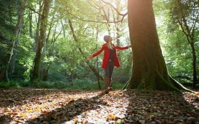 Zo veel tijd moet je per week in de natuur doorbrengen voor een betere gezondheid