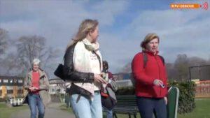 Escampjournaal wandelgroep