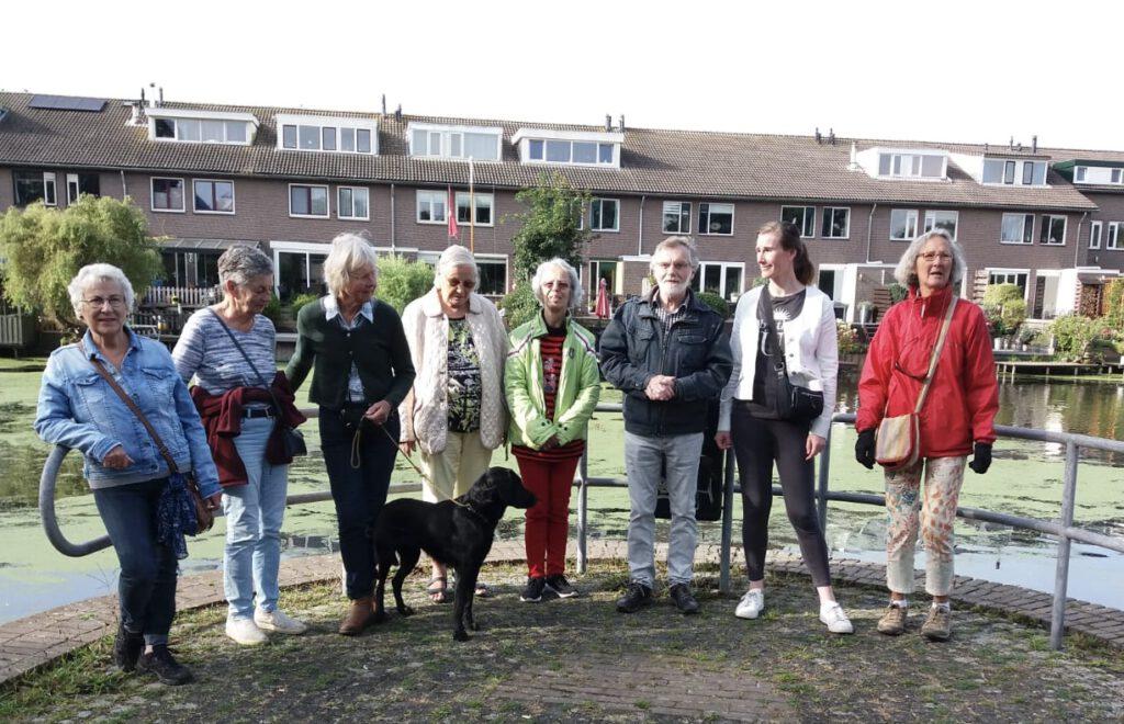 wandelgroep Hoofddorp