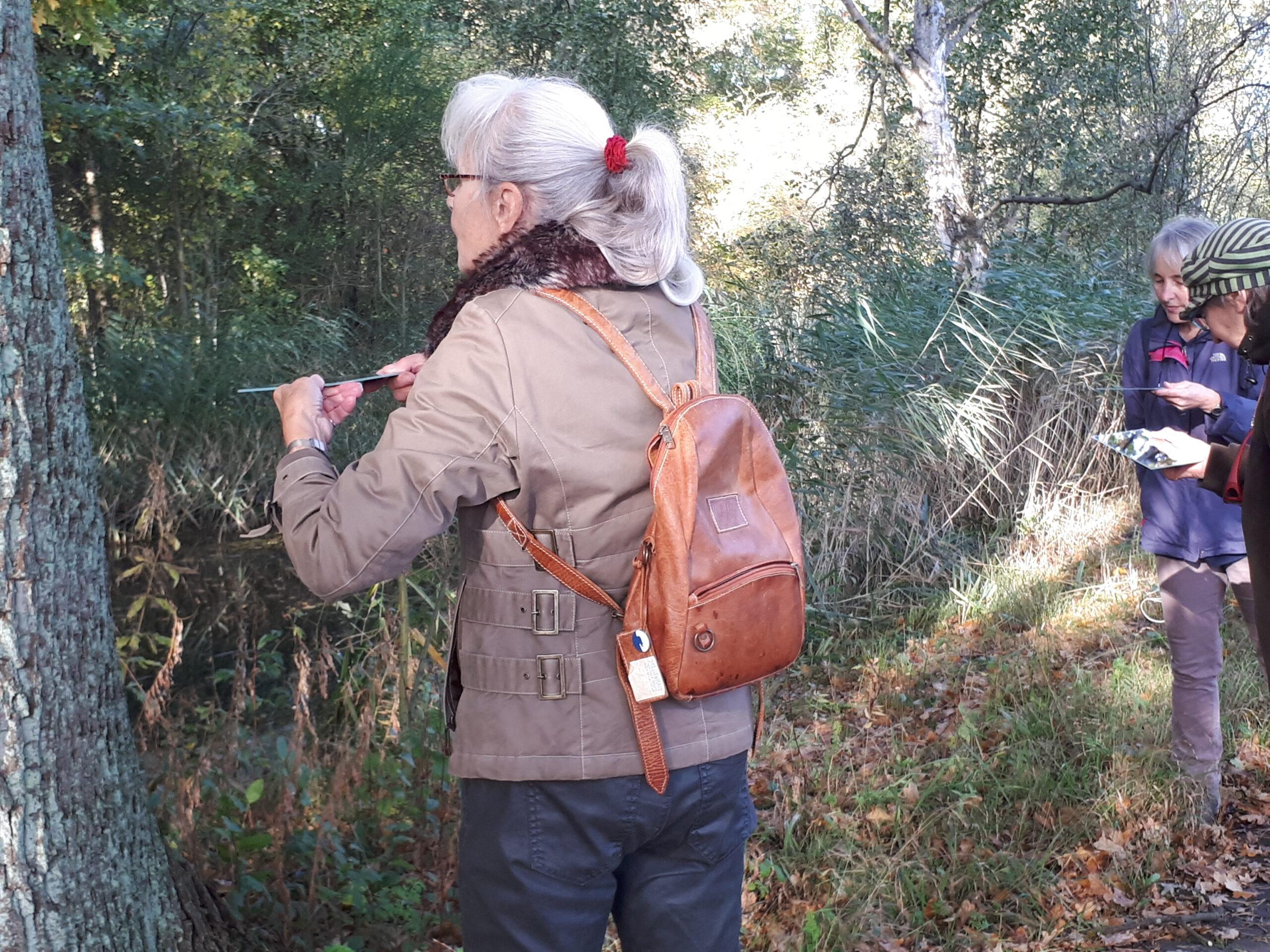 Natuur beleven in Heempark, Leiden, donderdag 22 oktober