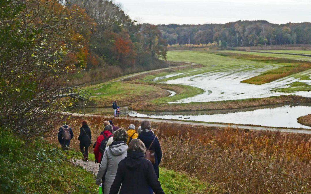 Nationaal Park Zuid-Kennemerland, zaterdag 16 november