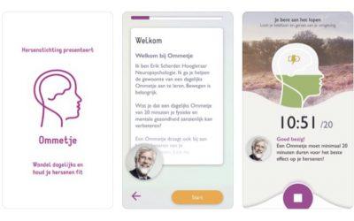 Verbeter je gezondheid! Download gratis de Ommetje-app