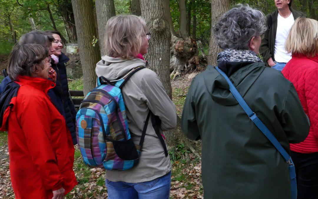 Nationaal Park Zuid Kennemerland 28 oktober