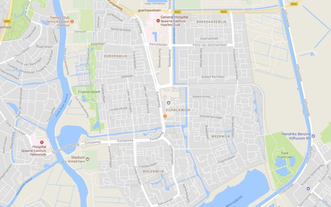Wandelverslag GNW zaterdag 30 september, locatie Schalkwijk