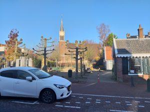 dorpsplein Sloten