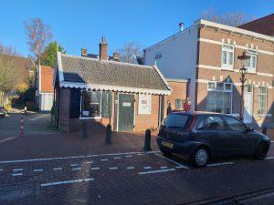 politiebureau Sloten
