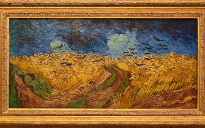 Van Gogh verlangde naar verre wandelingen
