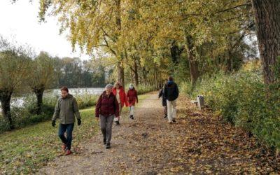 Van Tuylpark in Zoetermeer, dinsdag 27 oktober