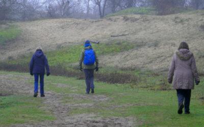 Nationaal Park Zuid-Kennemerland, zaterdag 12 december