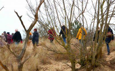 Nationaal Park Zuid-Kennemerland, zaterdag 8 februari