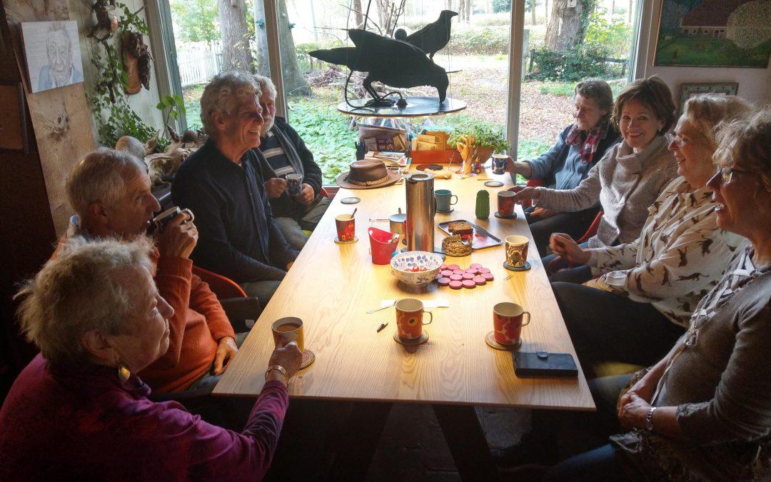 Oranjewoud, zondag 3 november