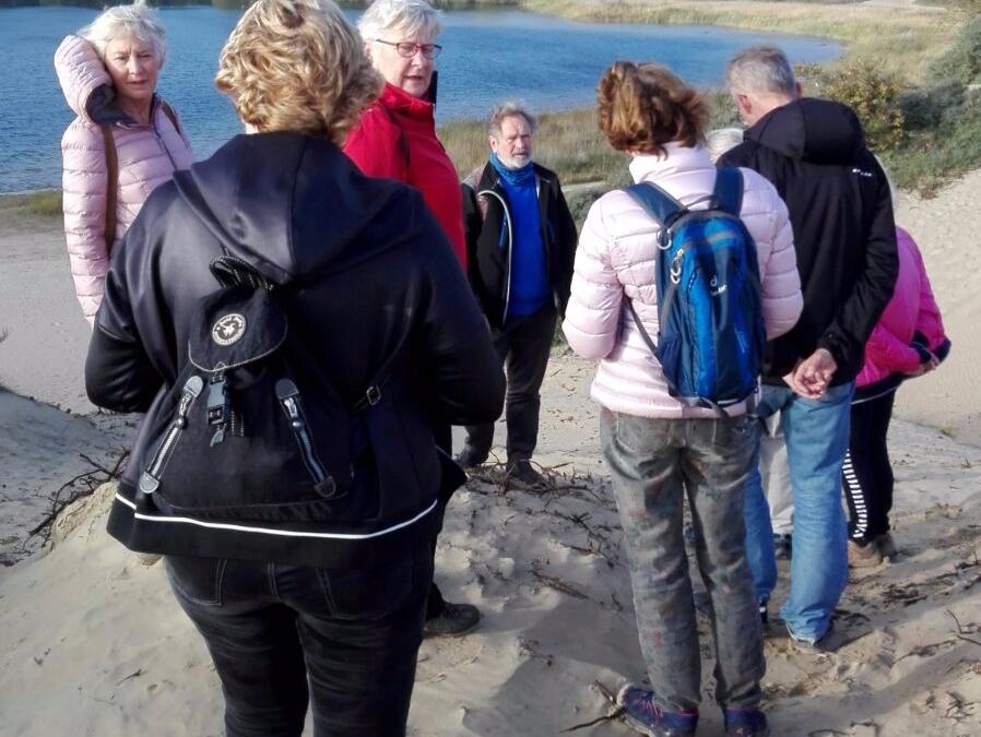 Nationaal Park Zuide Kennemerland 14 oktober