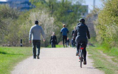 Hoe de natuur de gezondheid van stadsbewoners een boost geeft