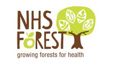 logo NHS Forest