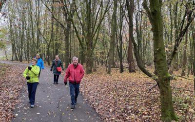 Samenwerken voor wandelen in de natuur en het groen in de stad
