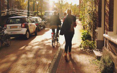 8 redenen waarom wandelen goed is voor je gezondheid
