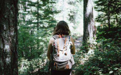 Jongeren willen niet alleen wandelen in de natuur